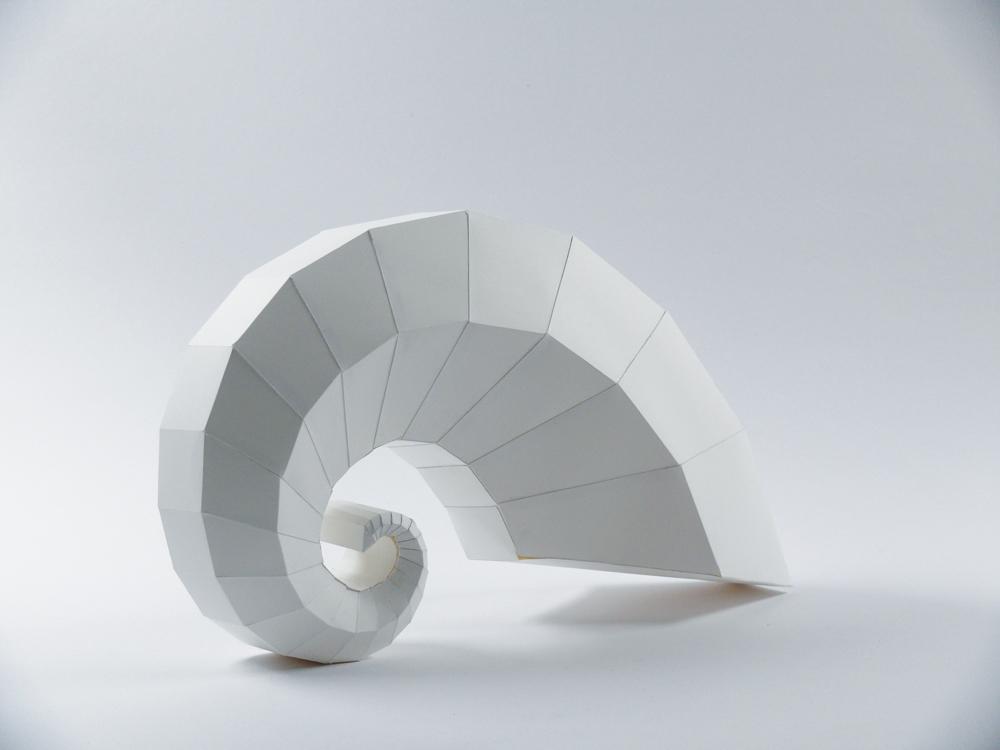 Nautilus_PaperSculpture_©JacquelineHen.de