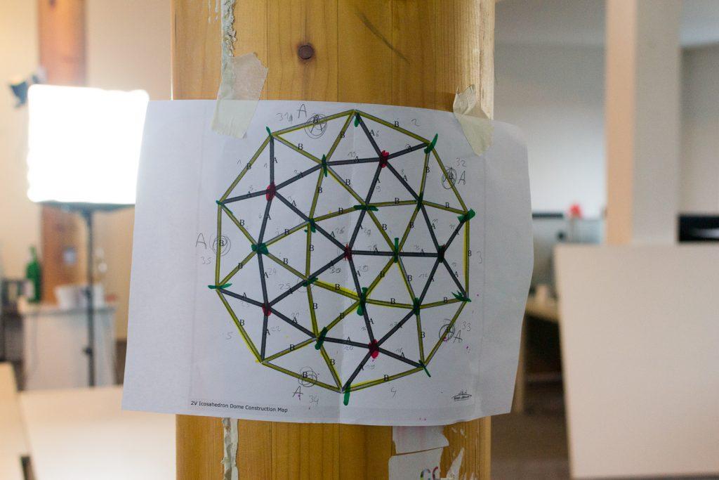 DesignBasics_StaticsAndDynamics_GeodesticDome_JacquelineHen